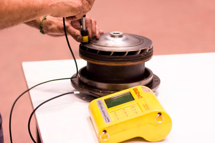 reparación de turbocompresores